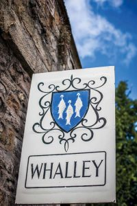 Whalley Sign