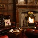 Higher Trapp Hotel - Lounge Fire