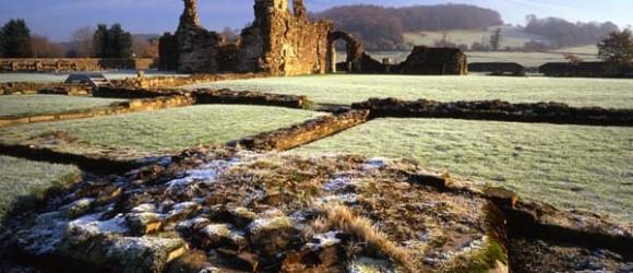 Frosty Morning - Sawley