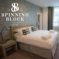 Spinning-Block